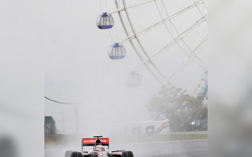 """Heikki Kovalainenas su """"McLaren-Mercedes"""""""
