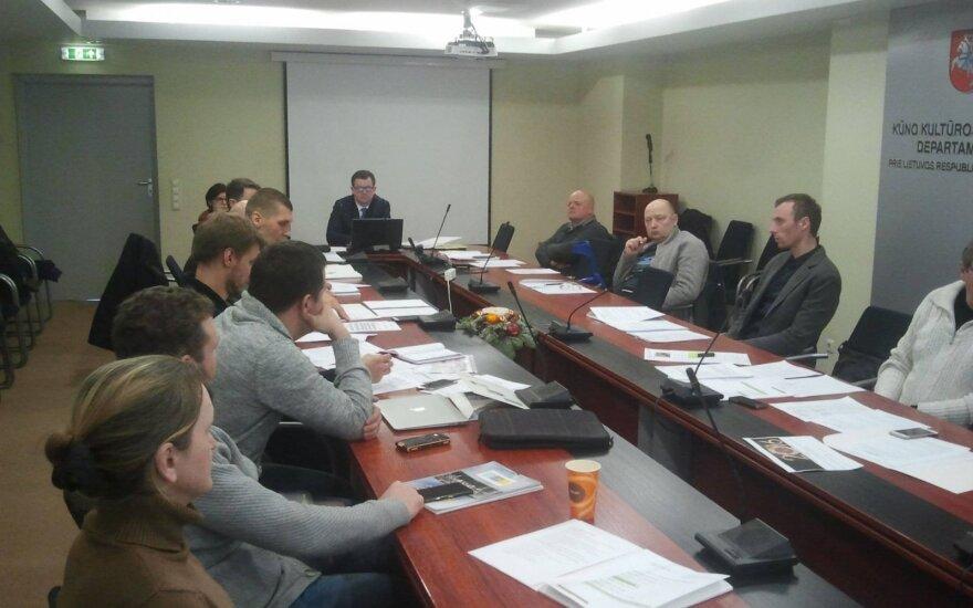 Lietuvos triatlono federacijos posėdis