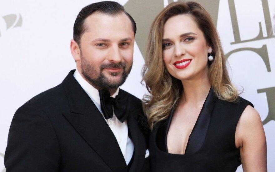 Asta Valentaitė ir Mantas Petruškevičius