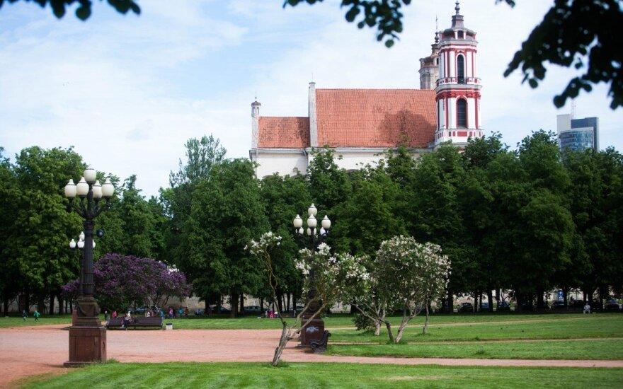 Ką statyti Lukiškių aikštėje: idėja, kuri prikeltų Vilniaus centrą