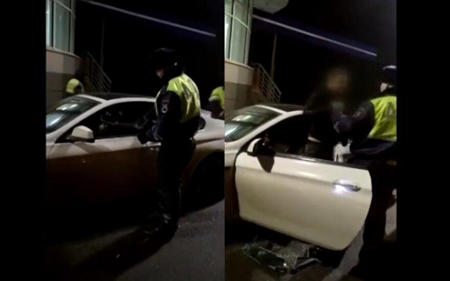 Pareigūnai sulaikė vairuotoją KET pažeidusį virš 2000 kartų