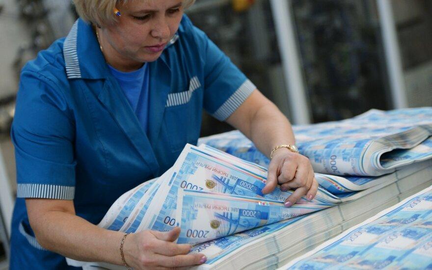 Pasaulinė recesija nebaisi dviem besivystančioms rinkoms: Pietų Korėjai ir Rusijai