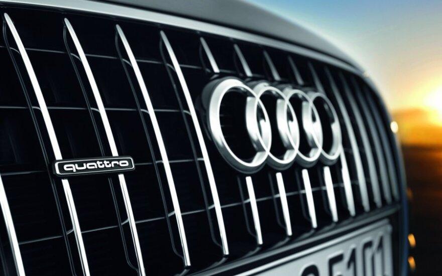 """""""Audi"""" oficialiai patvirtino, kad gamins mažąjį Q1"""