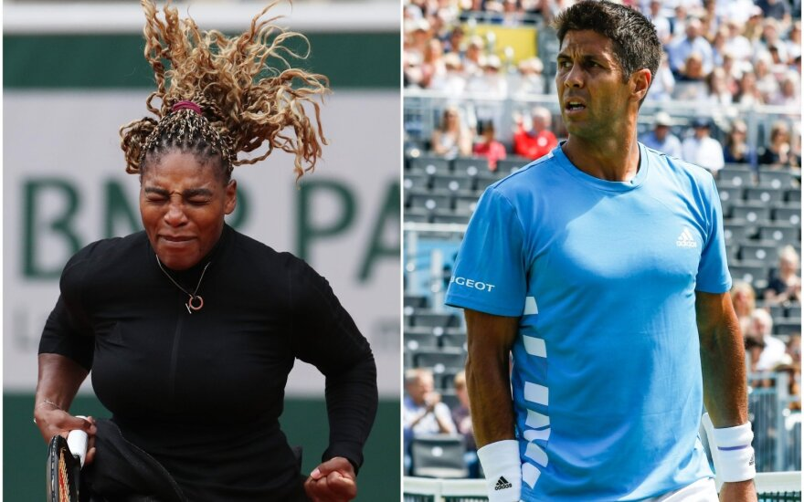 Serena Williams, Fernando Verdasco