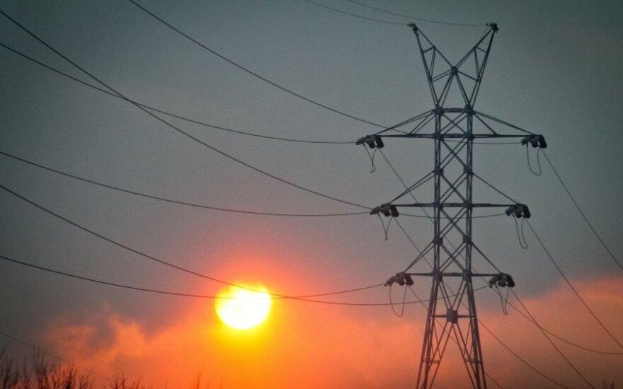 Naujasis Lietuvos elektrinės blokas prijungtas prie tinklo