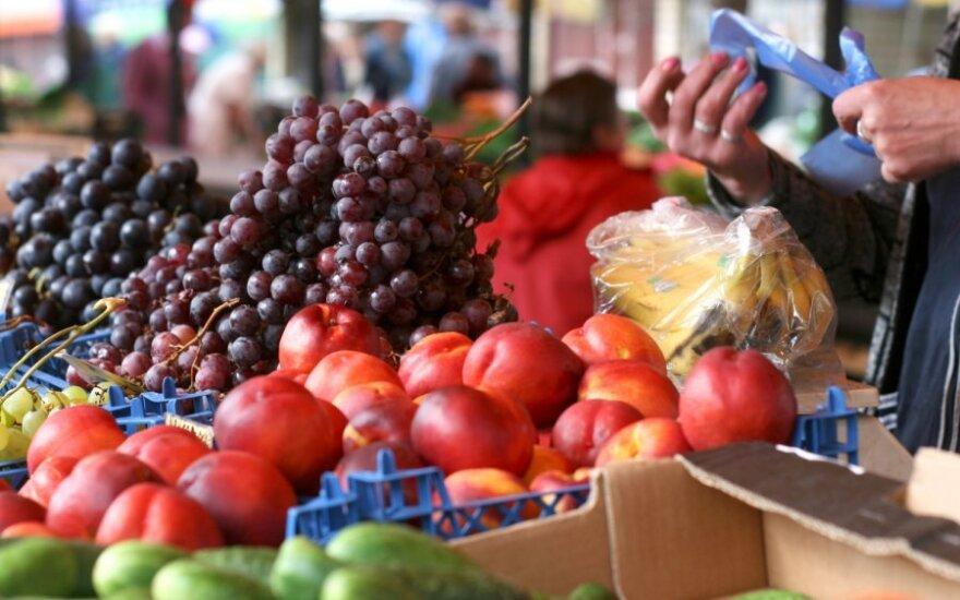Vitamino C gausios uogos, kurių kauliukai - itin stiprus antioksidantas