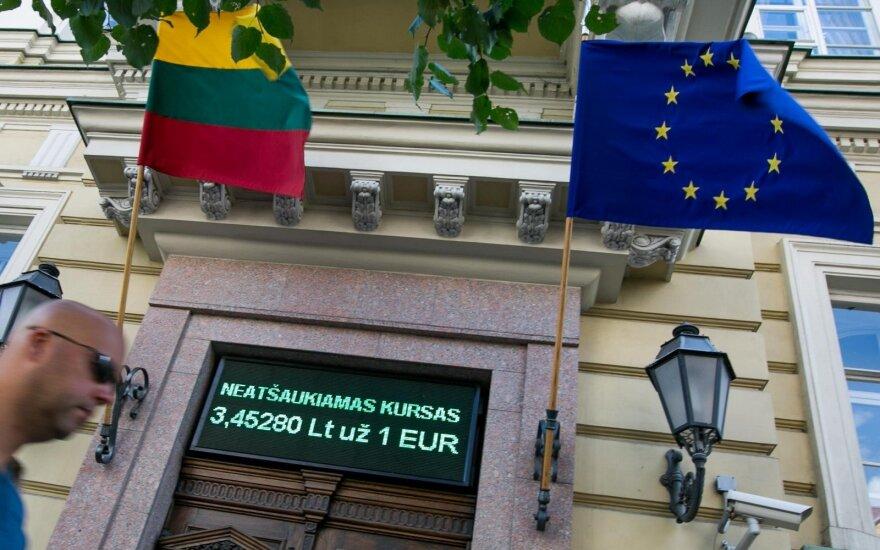 Treji metai su euru – žadėto stebuklo likimas aiškus