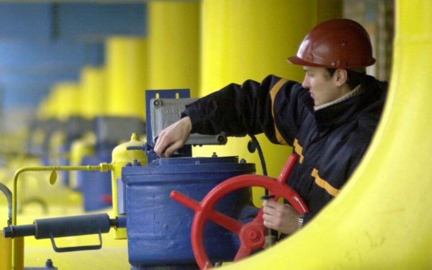 Kazachstanas siūlo Rusijai alternatyvų dujų tiekimo į Kiniją maršrutą