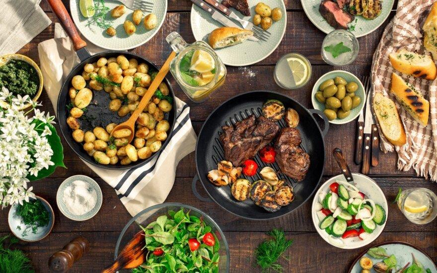 Alternatyva brangiam maisto netoleravimo testui – nieko nekainuojanti sistema