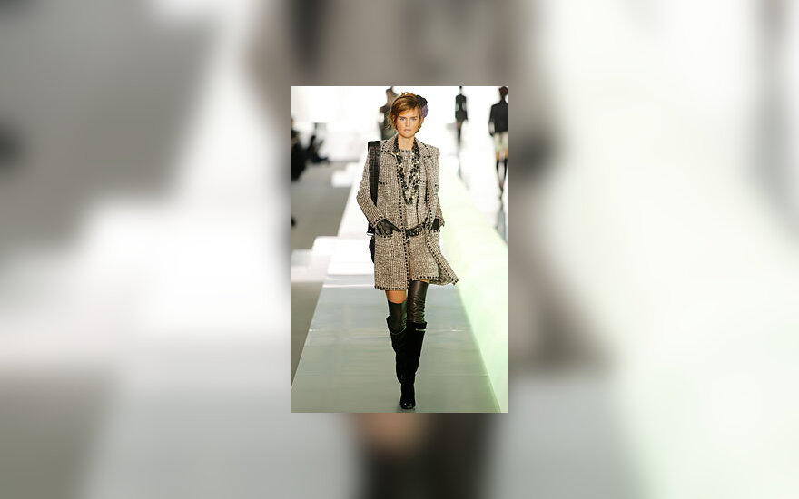 Chanel. Ruduo - žiema 2003