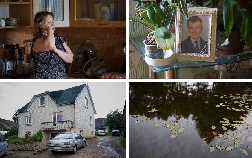 Skausmo vinys į nuotakos širdį – per bernvakarį žuvo jaunasis