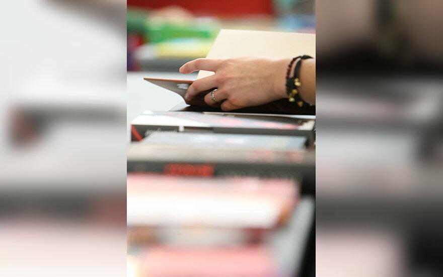 Knygos, leidyba, spaustuvė, Knygų mugė, literatūra