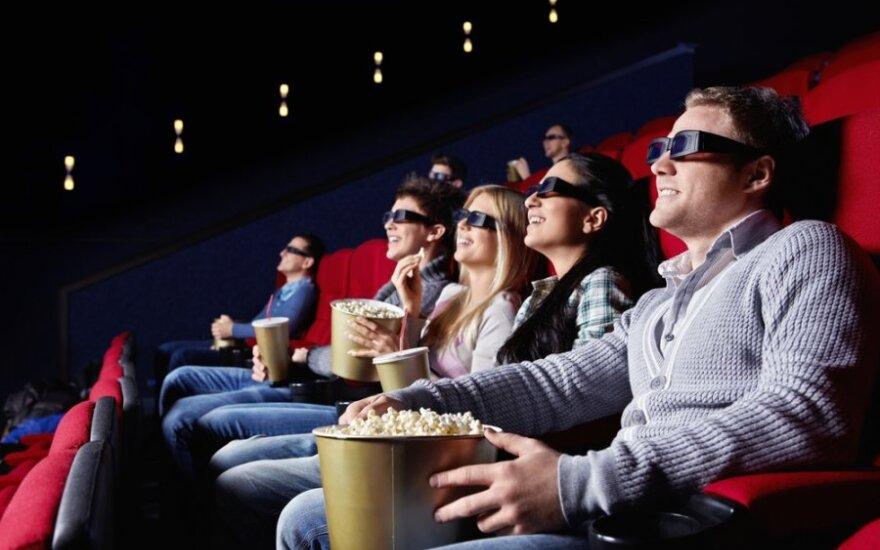 Vilniuje – pirmoji 3D kino naktis