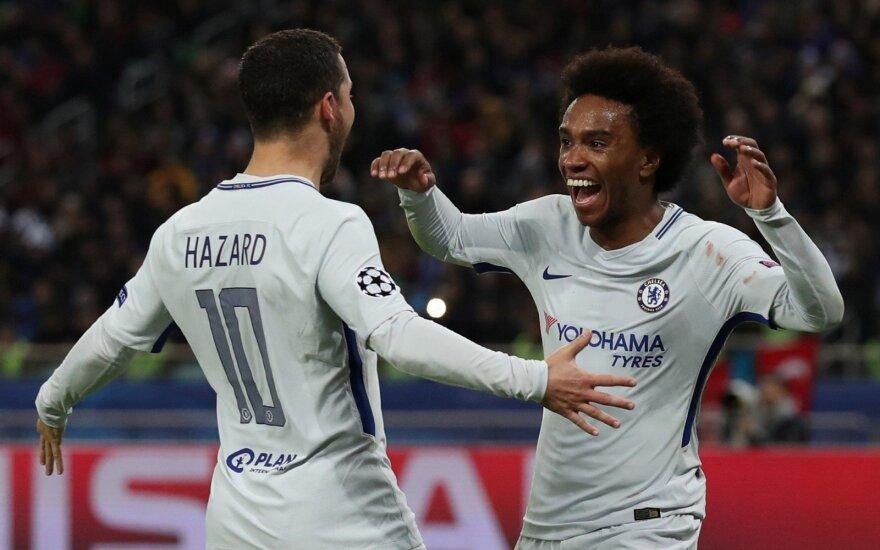 "UEFA Čempionų lyga: ""Quarabag"" – ""Chelsea"""