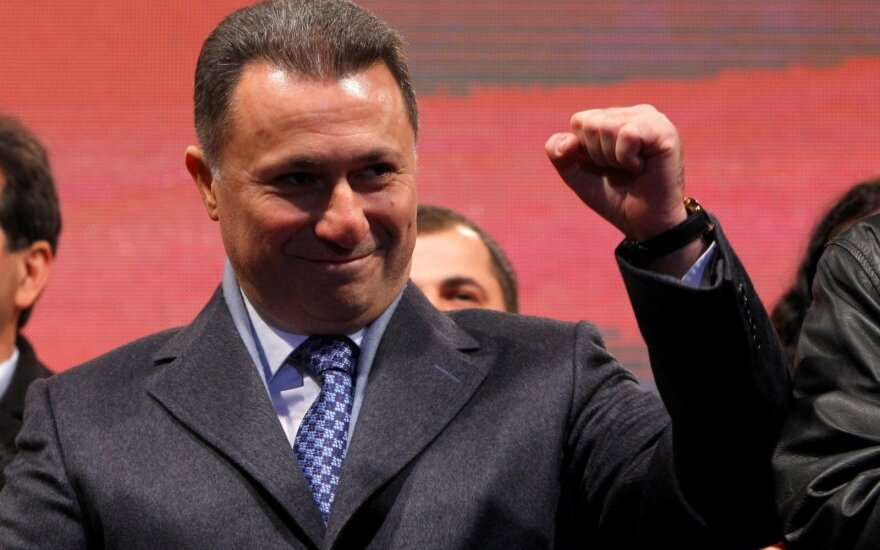 Nikolai Gruevskis