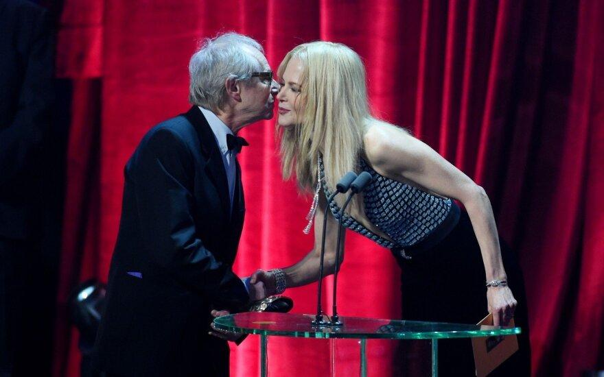 Nicole Kidman BATFA apdovanojimuose