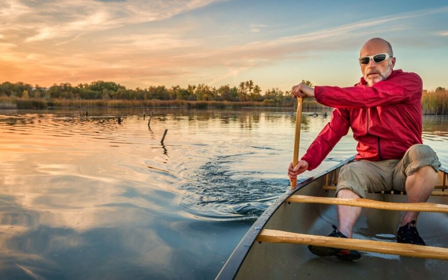 KABLYS.lt skaitytojo anekdotas: apie tai, kada žvejų verčiau pasisaugoti