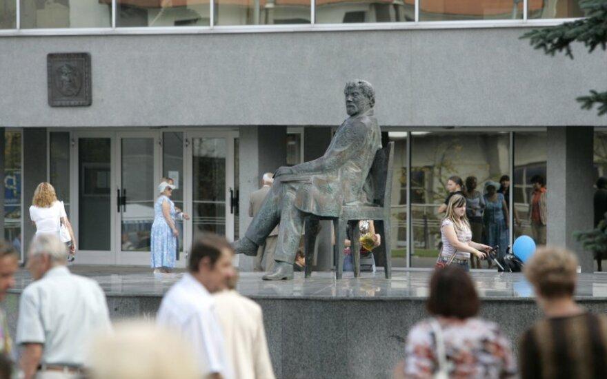 Juozo Miltinio paminklas