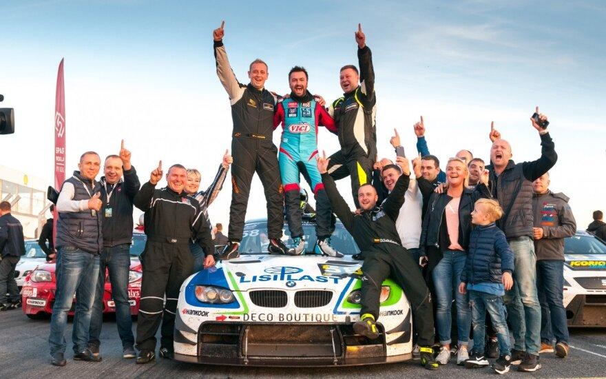 """""""Rotoma Racing"""" komanda"""