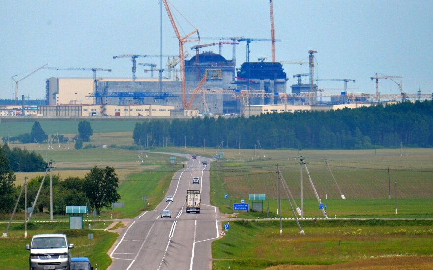 Vilnius gears up for possible threats before Astravyets NPP launch