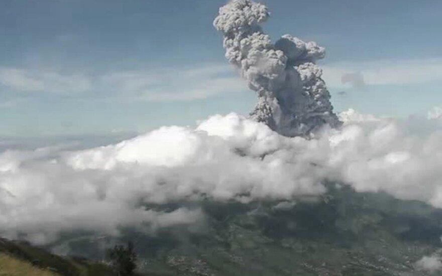 Indonezijos ugnikalnis
