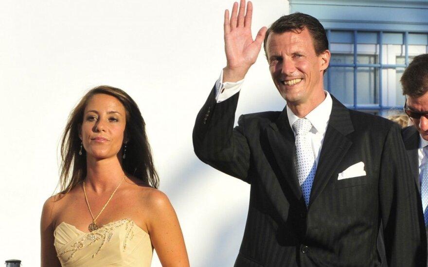 Prince Joachim of Denmark and Princess Marie of Denmark