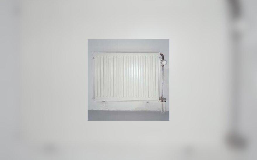 Šildymas, radiatorius