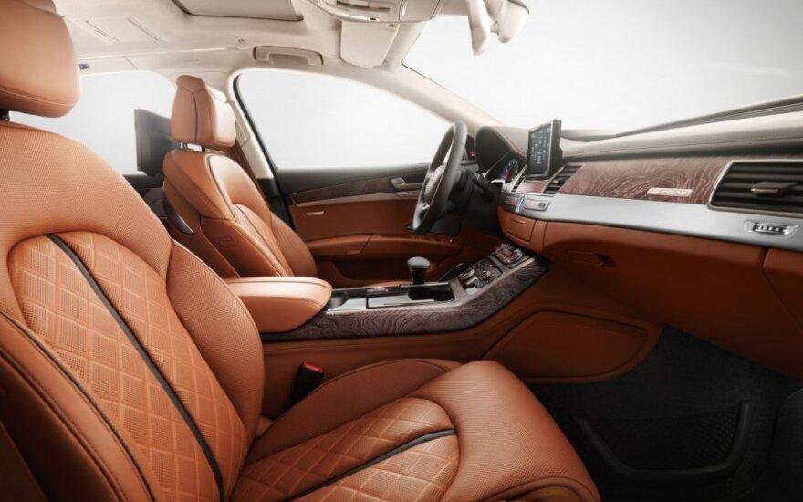 Audi A8 Audi exclusive concept
