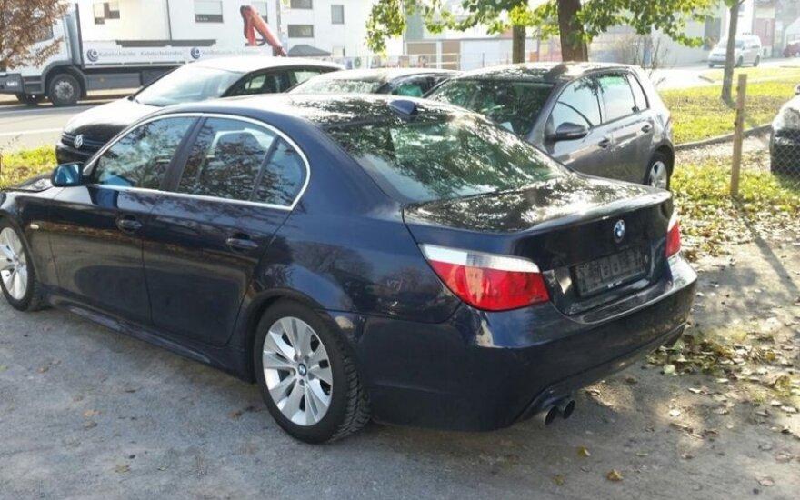 Šiauliuose pavogti keli BMW, visus juos siejo vienas pardavimų portalas