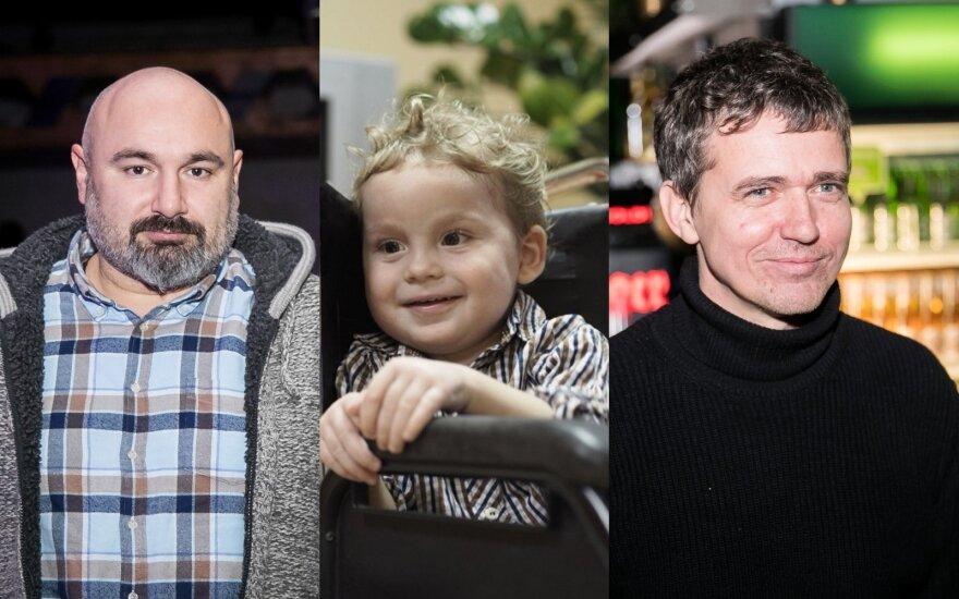 Gidonas Šapiro, Teodoras, Olegas Aleksejevas