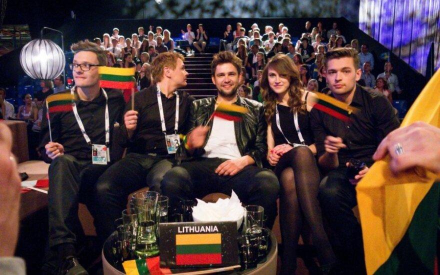 """A. Pojavis """"Eurovizijos"""" finale liko 22-as: jaučiuosi labai sudėtingai"""