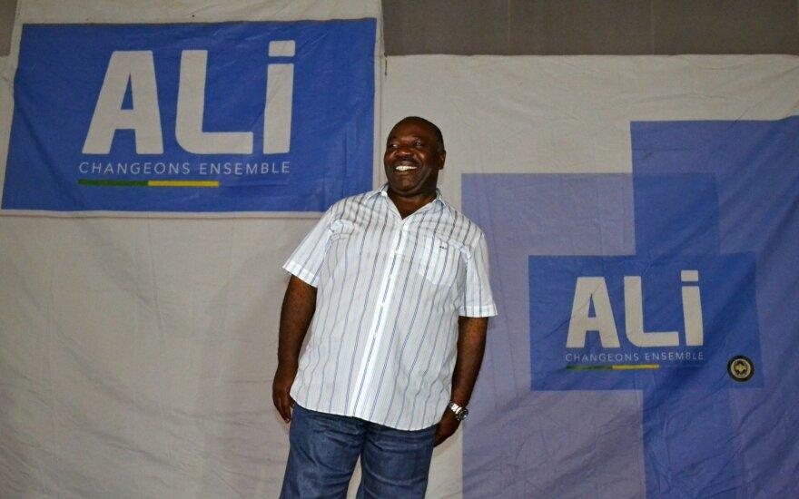 Gabono prezidentas Ali Bongo Ondimba