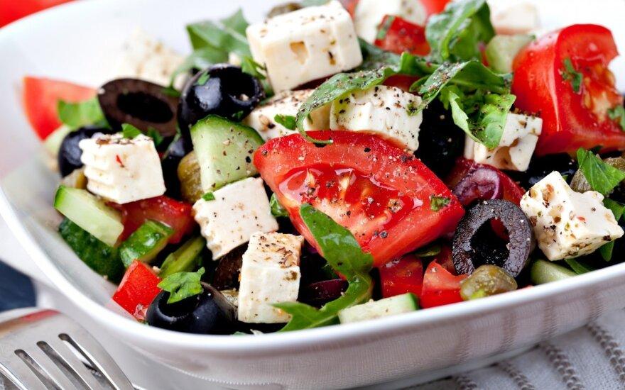 <em>Teisinga</em> vakarienė: ką valgyti vakare, kad kristų svoris?