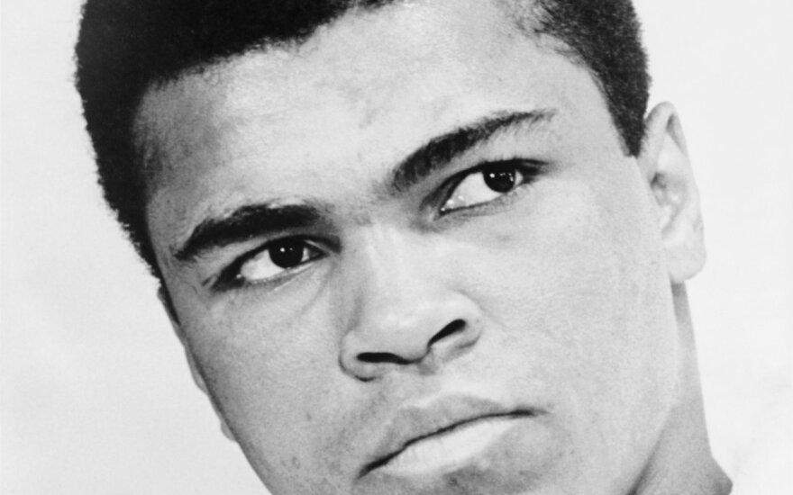 Luisvilio tarptautinis oro uostas bus pavadintas bokso legendos Muhammado Ali vardu