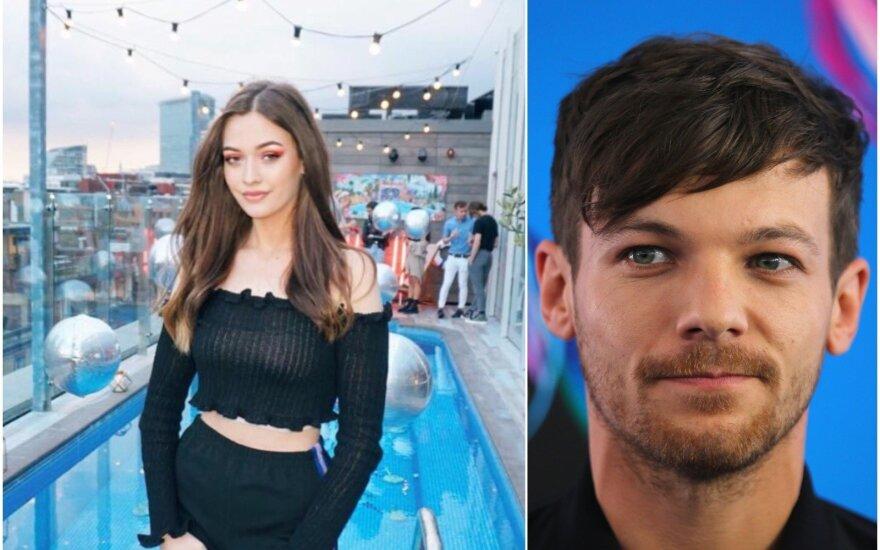 """Mirė 18-metė """"One Direction"""" žvaigždės Louiso Tomlinsono sesuo: įtariamas širdies smūgis"""