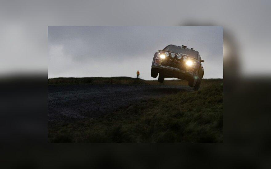 Sebastienas Loebas (Citroen C4 WRC)