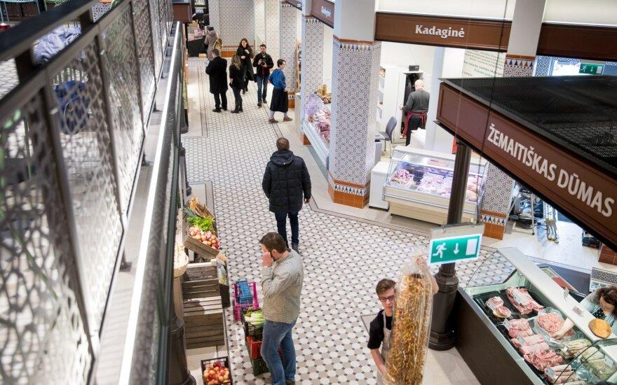 Penktadienį Vilniuje atidaromas naujas turgus