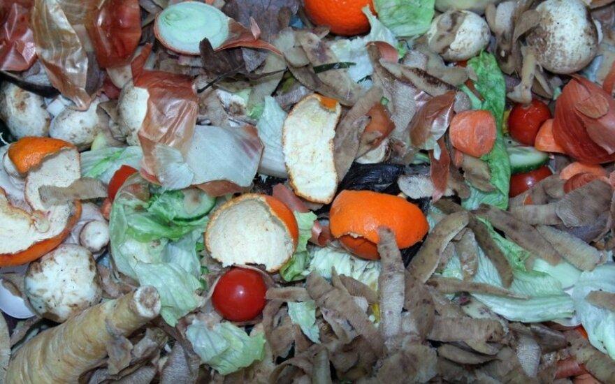 Panevėžyje įrengtas biologiškai skaidžių atliekų įrenginys į sąvartyną išvežamų atliekų sumažins perpus