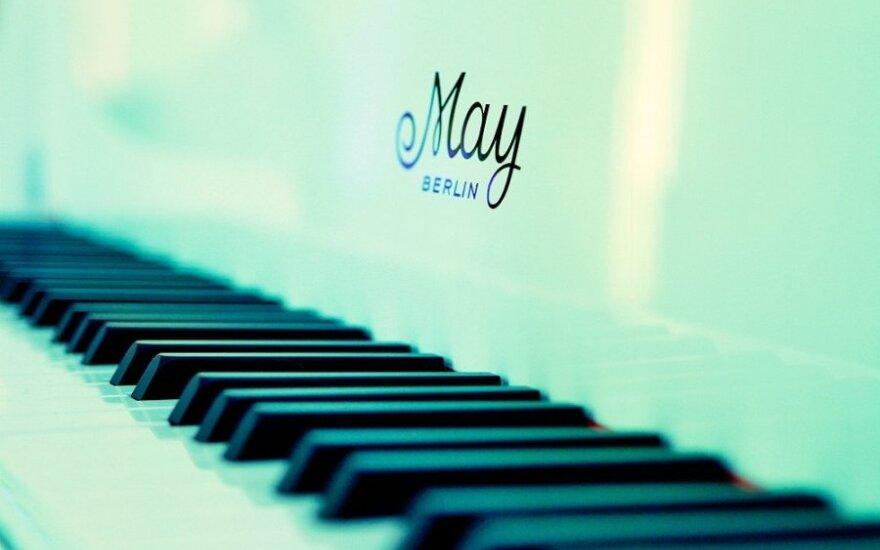 Kaprizingas, aikštingas ir keistas pianistas atidarys ketvirtąjį Piano.lt vasaros festivalį