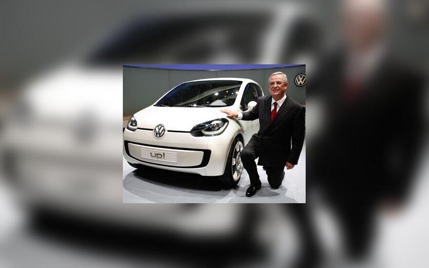 """Koncepcinis """"Volkswagen Up!"""""""