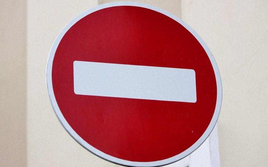 Pakeitimai sostinėje – šalia Lukiškių aikštės įvedamas vienpusis eismas