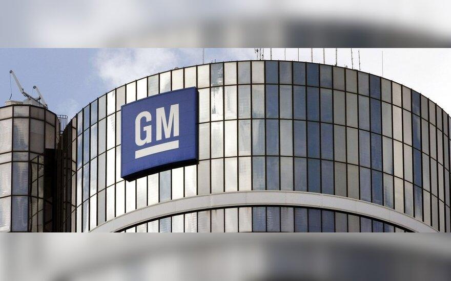 """Beveik 50 tūkst. """"General Motors"""" darbuotojų pradėjo streiką"""