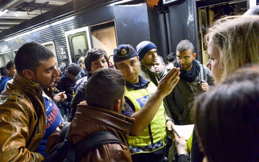 """Švedija keičia kursą – jungiasi prie rytų europiečių: policija prabilo apie """"grėsmę sistemai"""""""