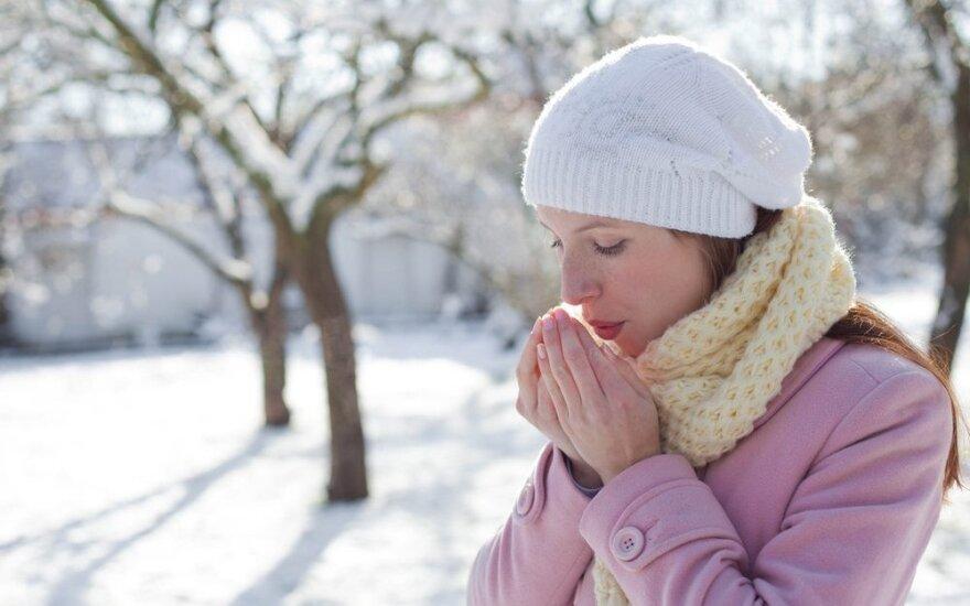 Kaip suaktyvinti kraujotaką šaltuoju metų laiku