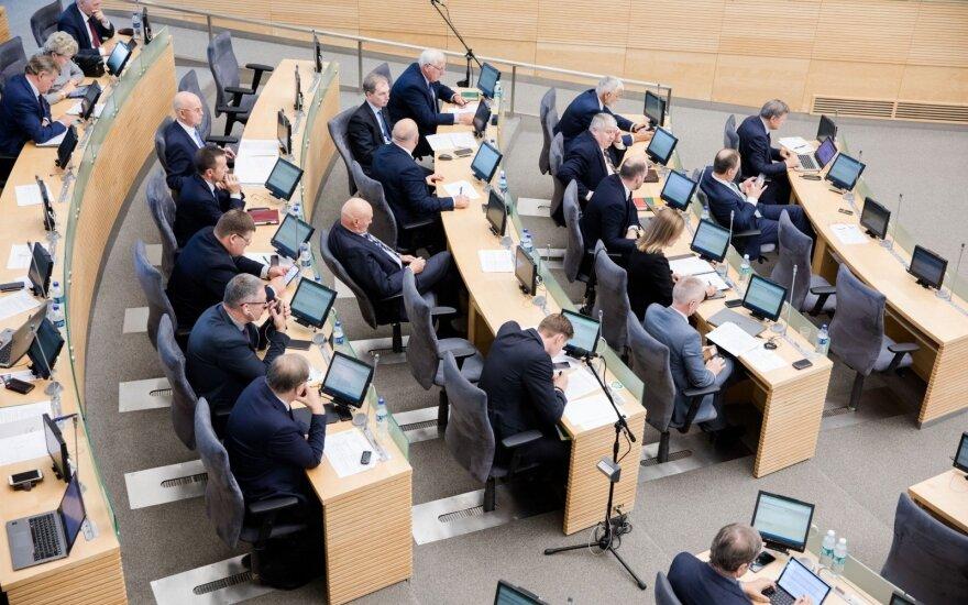 Seimas neprieštarauja, kad Lietuva dalyvautų susitarime dėl migracijos