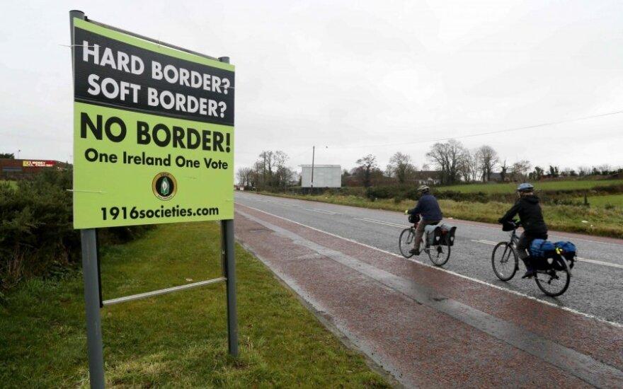 Airijos ir Šiaurės Airijos pasienis