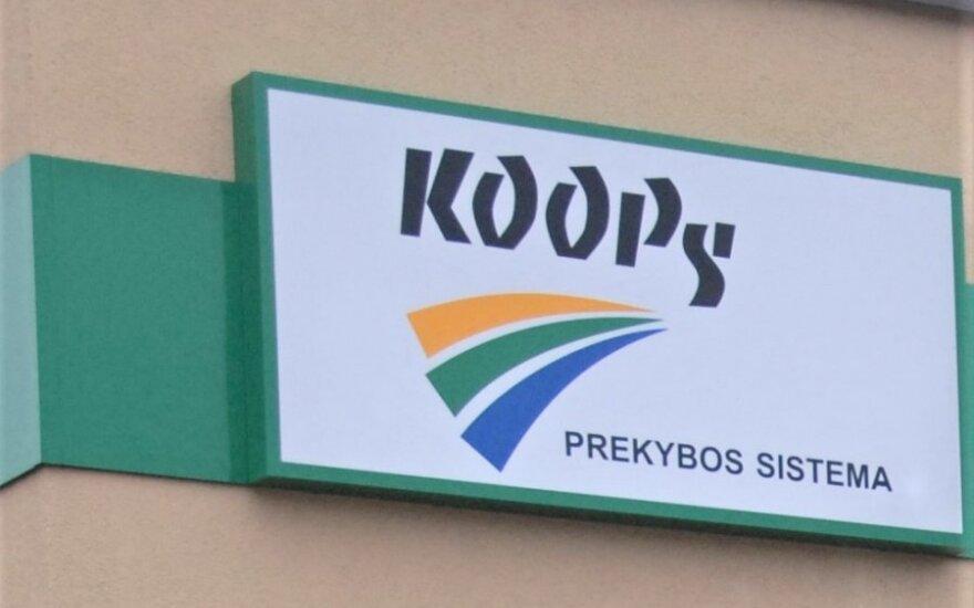 """""""Koops"""" konsolidavo administravimą ir didmeną"""