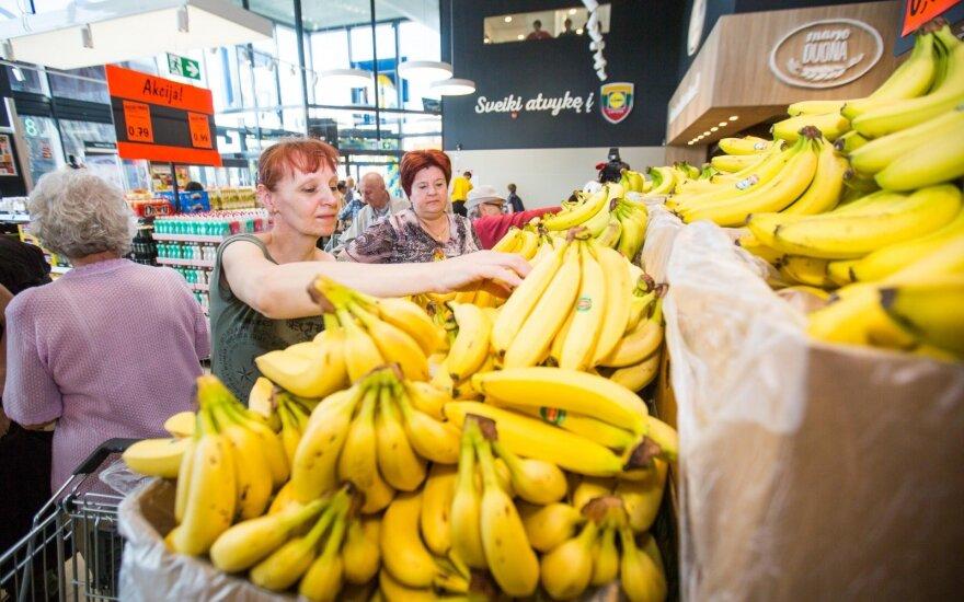 """""""Lidlas"""" bananais viliojo ne tik lietuvius: kitur vyko kur kas baisesni dalykai"""