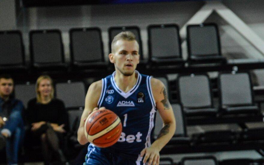 Arnas Velička (BC Prienai nuotr.)