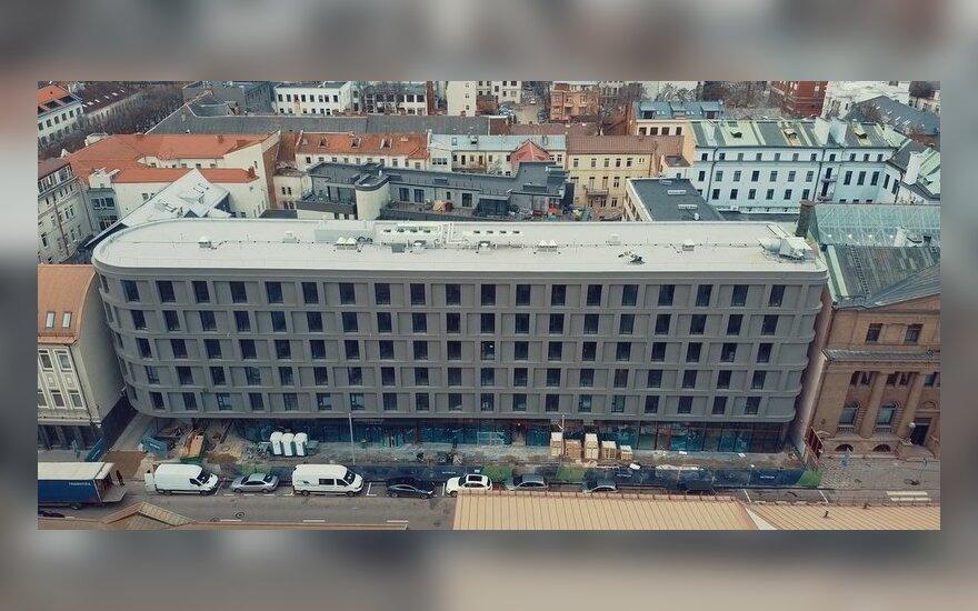 Didžiausias viešbutis Kaune